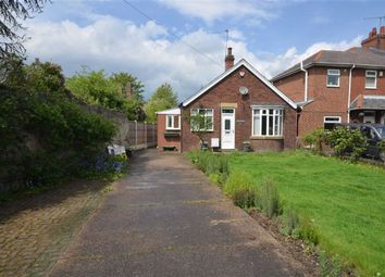 Thumbnail 2 bed detached bungalow for sale in Barnsley Road, South Kirkby, Pontefract
