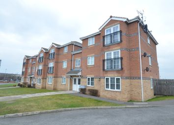 Thumbnail 2 bed flat to rent in Carlton Court, Barnsley