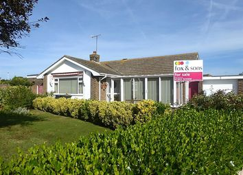 Thumbnail 3 bed detached bungalow for sale in Banstead Close, Goring-By-Sea, Worthing
