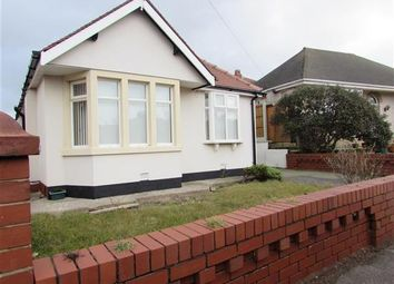Thumbnail 2 bed bungalow to rent in Warbreck Drive, Blackpool