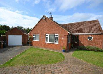 Thumbnail 3 bedroom detached bungalow for sale in Viceroy Close, Dersingham, King's Lynn