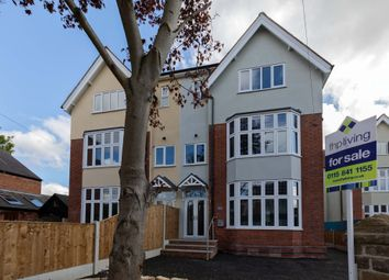Thumbnail 5 bed semi-detached house for sale in Melton Road, West Bridgford, Nottingham