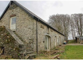 Thumbnail 5 bed barn conversion for sale in Bridell, Cardigan