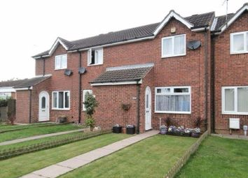Thumbnail 2 bed terraced house to rent in Brevere Road, Hedon, Hull