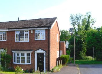 Thumbnail 3 bed end terrace house to rent in Smarts Green, Cheshunt, Waltham Cross