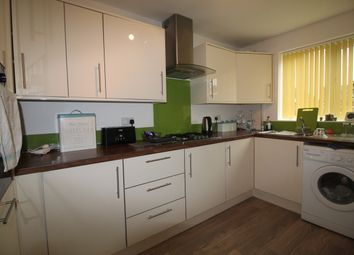 Thumbnail 2 bed flat to rent in Lucerne Close, Nottingham
