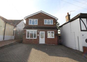 3 bed detached house for sale in New Road, South Darenth, Dartford, Kent DA4