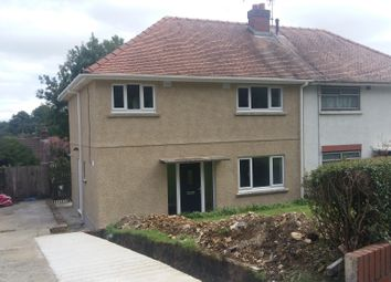 Thumbnail 4 bed semi-detached house for sale in Corporation Avenue, Llanelli