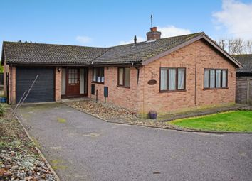 Thumbnail 3 bedroom detached bungalow for sale in Walpole Road, Halesworth