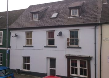 Thumbnail 1 bed flat to rent in 17 Dew Street, Flat 5, Haverfordwest.