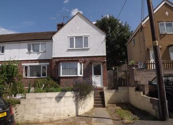 Thumbnail 2 bed end terrace house for sale in Rosebery Road, Dursley, Gloucestershire