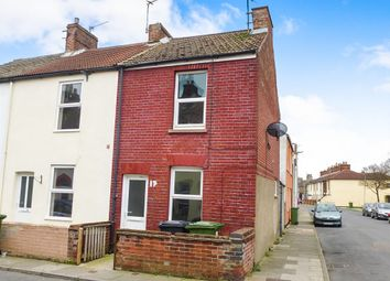 Thumbnail 2 bed end terrace house for sale in Stone Road, Great Yarmouth