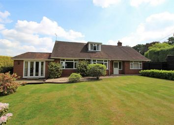 Thumbnail 3 bed detached house to rent in Brickhouse Hill, Eversley, Hook