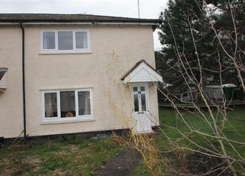 Thumbnail 2 bedroom end terrace house for sale in Hilton Road, Martlesham Heath, Ipswich