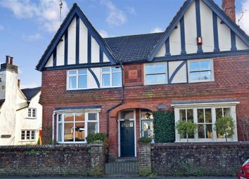 3 bed semi-detached house for sale in West Street, Hambledon, Waterlooville, Hampshire PO7