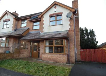 Thumbnail 3 bedroom semi-detached house to rent in Laurel Hill, Newtownabbey