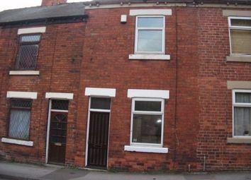 Thumbnail 2 bedroom terraced house to rent in John Street, Worksop