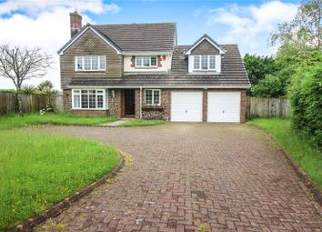 Thumbnail 5 bedroom detached house for sale in Highfield Close, High Bickington, Umberleigh