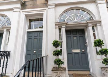 Thumbnail Flat to rent in Queen Street, New Town, Edinburgh