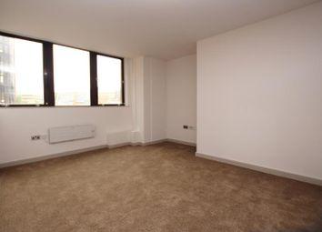 Thumbnail 1 bedroom flat to rent in Priestgate, Peterborough
