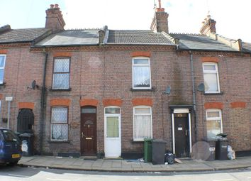 Thumbnail 2 bedroom terraced house for sale in William Street, Luton, Bedfordshire