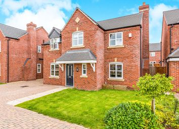 Thumbnail 4 bed detached house for sale in Towers Drive, Hinckley