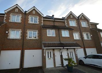 Thumbnail 3 bed town house for sale in Cantelupe Road, Bexhill-On-Sea