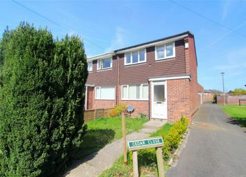 Thumbnail 3 bed end terrace house to rent in Cedar Close, Patchway, Bristol