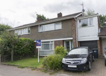 Thumbnail 4 bed semi-detached house for sale in Holland Road, Ampthill, Bedford