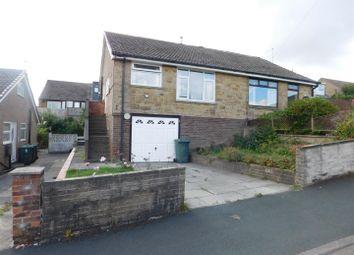 Thumbnail 2 bed semi-detached bungalow for sale in Beldon Park Close, Bradford