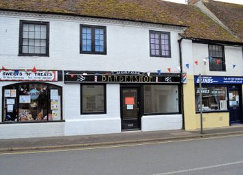 Thumbnail Commercial property to let in High Street, New Romney