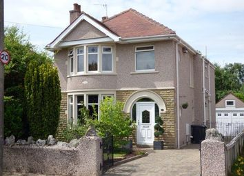 Thumbnail 4 bed detached house for sale in Seymour Avenue, Heysham