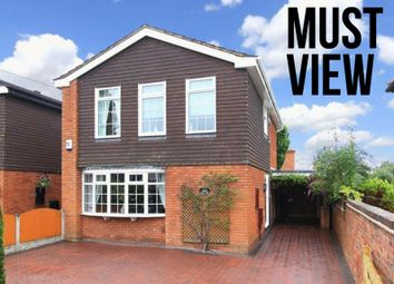 Thumbnail 4 bed detached house for sale in 12 School Road, Wombourne, Wolverhampton
