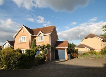 Thumbnail 3 bed detached house for sale in Spring Shaw Road, St Pauls Cray, Orpington, Kent