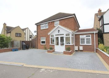 Thumbnail 5 bedroom detached house for sale in Royal Close, Seven Kings, Essex