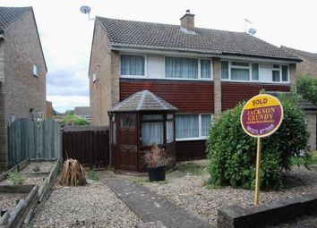 Thumbnail 3 bed semi-detached house to rent in Gleneagles Close, Daventry, Northants