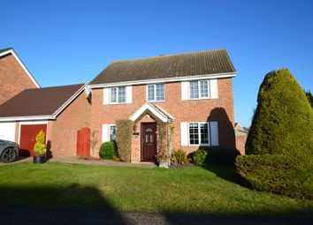 Thumbnail 4 bed detached house for sale in Hertford Road, Clare, Sudbury