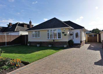 Thumbnail 3 bed detached bungalow for sale in Wellington Close, Dibden Purlieu, Southampton