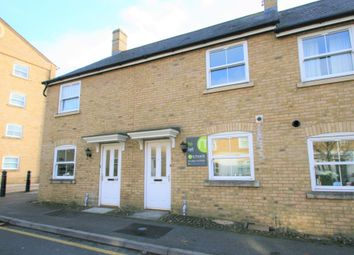 Thumbnail 2 bed terraced house to rent in Wickham Crescent, Braintree, Essex