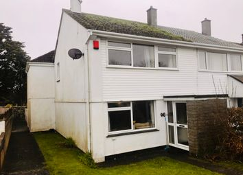 Thumbnail 4 bedroom end terrace house for sale in Manor Way, Heamoor, Penzance