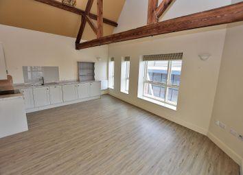 Thumbnail 2 bed flat to rent in Malt Mill Lane, Stafford