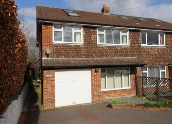 Thumbnail 5 bed flat to rent in Victoria Road, Bishops Waltham