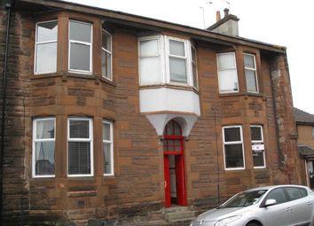 Thumbnail 1 bed flat to rent in Alexander Street, Coatbridge, North Lanarkshire