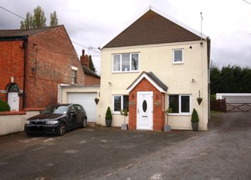 Thumbnail 4 bed detached house for sale in Cemetery Road, Weston, Crewe
