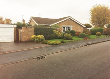 Thumbnail 3 bed detached bungalow for sale in Springfield, Thringstone, Coalville