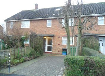 Thumbnail 4 bed terraced house to rent in York Road, Shrewsbury
