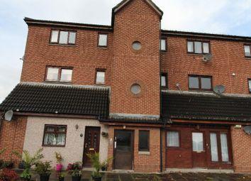 Thumbnail 1 bed flat for sale in Centenary Gardens, Coatbridge, North Lanarkshire