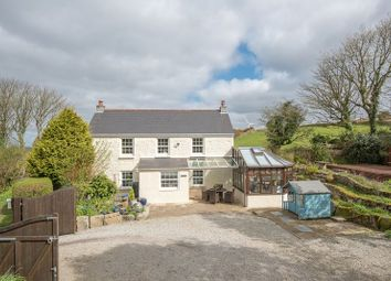 Thumbnail 4 bed detached house for sale in Polkanuggo Lane, Hernis, Penryn
