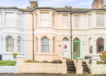 Thumbnail 3 bed terraced house for sale in Hughenden Road, Hastings