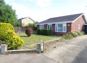 Thumbnail 2 bed detached bungalow for sale in Norwich Road, Pulham Saint Mary